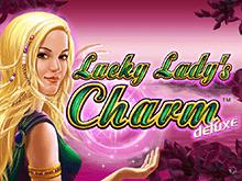 Lucky Lady's Charm Deluxe в режиме демо