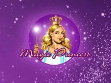 Игровой аппарат Magic Princess в казино онлайн
