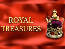 Игровой автомат Royal Treasures в виде демо в казино