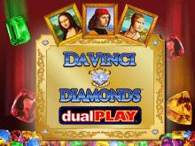 Da Vinci Diamonds: Dual Play – популярный игровой автомат от IGT Slots