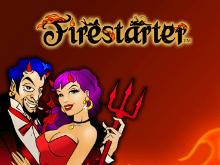 Firestarter – популярный игровой автомат от Novomatic