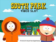 Для посетителей казино автомат South Park