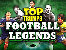 Top Trumps Football Legends с HD графикой и красивым интерфейсом