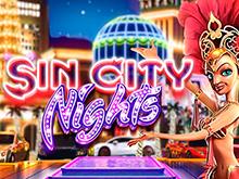 Sin City Nights: виртуальный игровой автомат