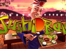 Sushi Bar: играть в автомат в онлайн-режиме