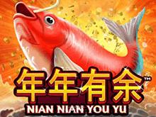 Nian Nian You Yu – онлайн автомат позволить вам играть и зарабатывать
