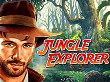 Исследователь Джунглей – игровой онлайн аппарат ждет отважного геймера